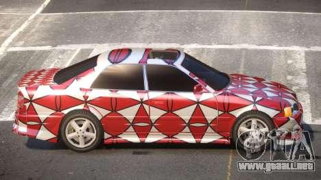Toyota Chaser LR PJ2 para GTA 4