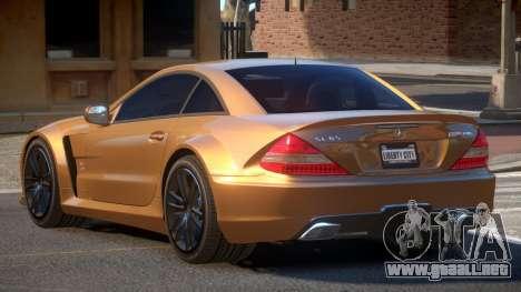 Mercedes Benz SL65 GS para GTA 4