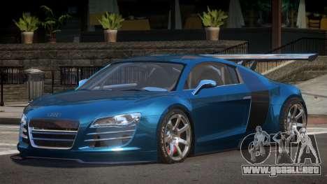 Audi R8 SL para GTA 4