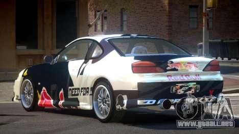 Nissan Silvia S15 M-Sport PJ2 para GTA 4