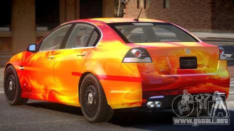 Holden Commodore TR PJ3 para GTA 4
