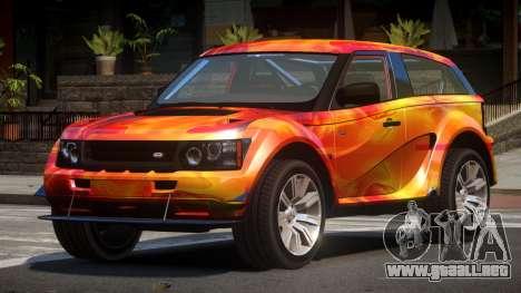 Land Rover Bowler RT PJ3 para GTA 4