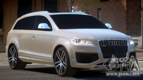 Audi Q7 G-Tuned para GTA 4