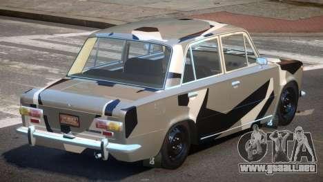 VAZ 2101 BS PJ4 para GTA 4