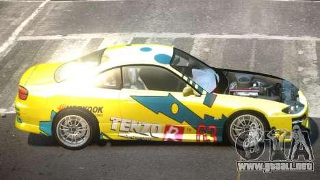 Nissan Silvia S15 M-Sport PJ1 para GTA 4