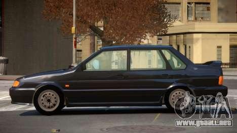 VAZ 2115 RS para GTA 4