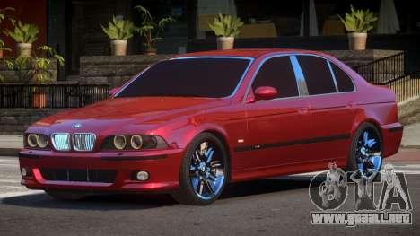 BMW M5 E39 GS para GTA 4