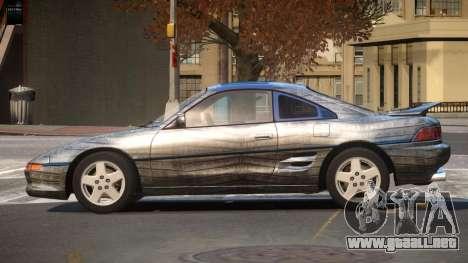 Toyota MR2 GT Sport PJ2 para GTA 4