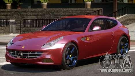 Ferrari FF S-Tuned para GTA 4