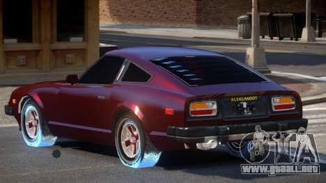 Datsun 280ZX GT para GTA 4