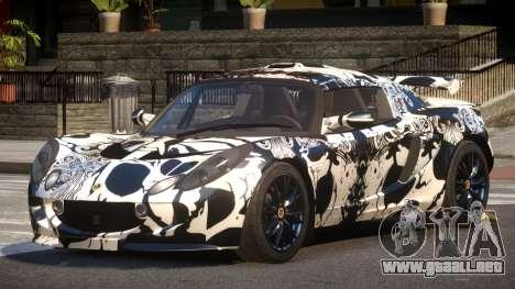 Lotus Exige M-Sport PJ6 para GTA 4