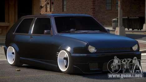 Volkswagen Golf 2 L-Tuning para GTA 4