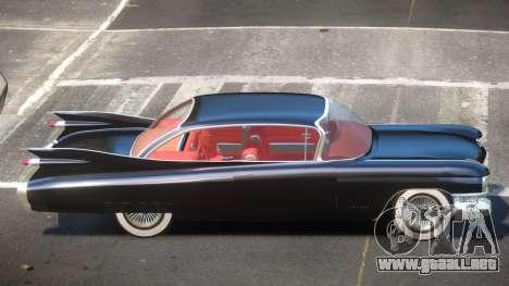 1957 Cadillac Eldorado para GTA 4