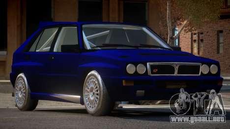 Lancia Delta MS para GTA 4
