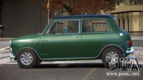 1978 Mini Cooper para GTA 4