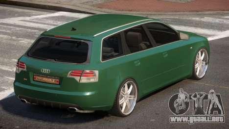 Audi S4 BS para GTA 4