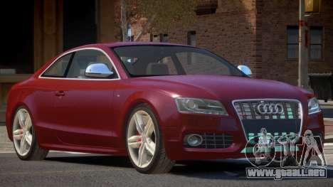 Audi S5 E-Style para GTA 4