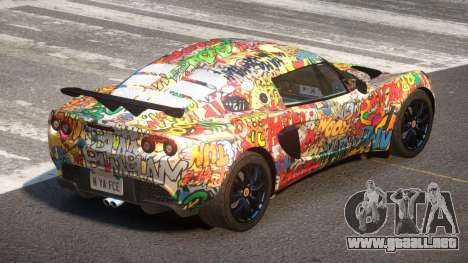 Lotus Exige M-Sport PJ5 para GTA 4