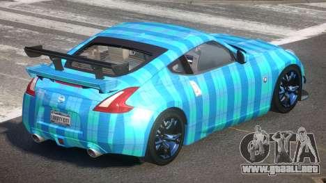 Nissan 370Z G-Style PJ5 para GTA 4