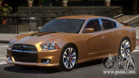 Dodge Charger SR-Tuned para GTA 4