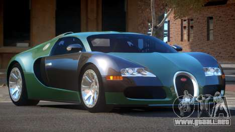 Bugatti Veyron 16.4 MS para GTA 4