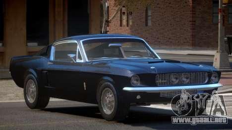 1965 Shelby GT500 RT para GTA 4
