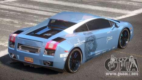 Lamborghini Gallardo FSI PJ3 para GTA 4