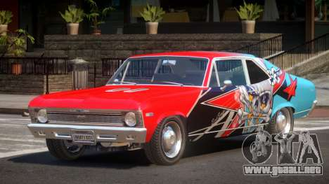 Chevrolet Nova RT PJ1 para GTA 4