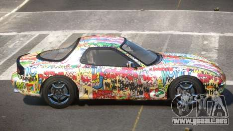 Mazda RX-7 Qn PJ5 para GTA 4