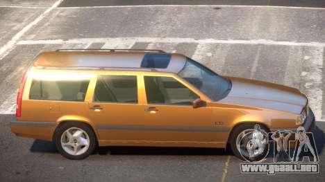 1994 Volvo 850 LT para GTA 4