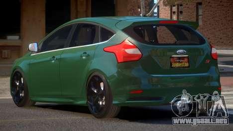 Ford Focus ST 1.4 para GTA 4