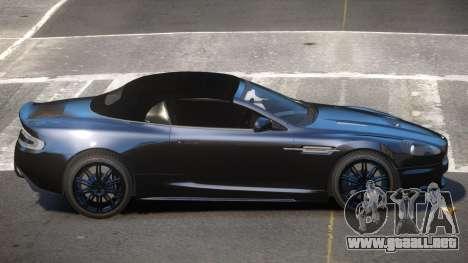 Aston Martin DBS Volante SR para GTA 4