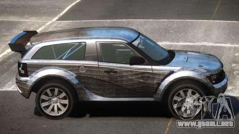 Land Rover Bowler RT PJ6 para GTA 4