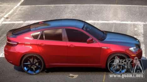 BMW X6M GS para GTA 4