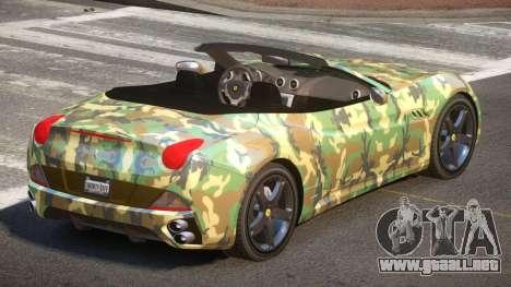 Ferrari California SR PJ1 para GTA 4