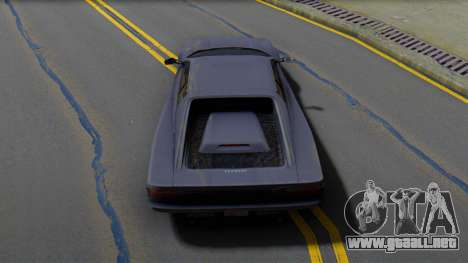 Ferrari Testarossa 1986 (IVF) para GTA San Andreas