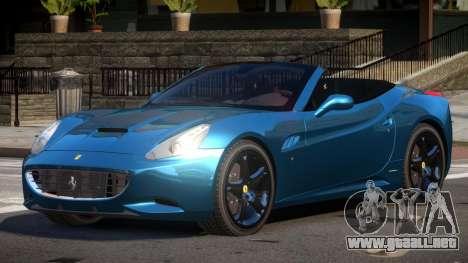 Ferrari California SR para GTA 4