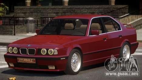 BMW M5 E34 LT para GTA 4