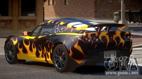 Lotus Exige M-Sport PJ3 para GTA 4