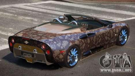 Spyker C8 R-Tuned PJ3 para GTA 4