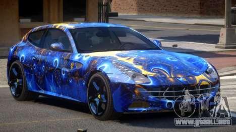 Ferrari FF S-Tuned PJ3 para GTA 4