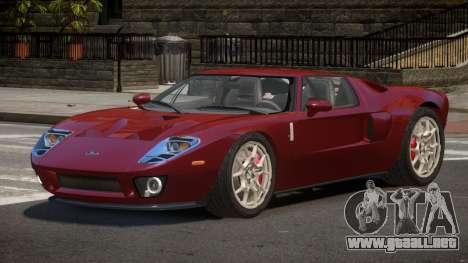 Ford GT R-Tuning para GTA 4