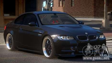 BMW M3 E92 H-Style para GTA 4