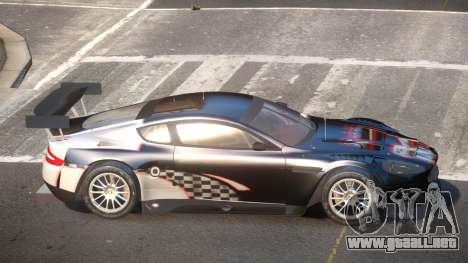Aston Martin DBR9 G-Sport PJ3 para GTA 4