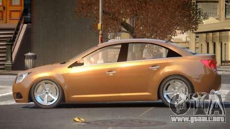 Chevrolet Cruze ST para GTA 4