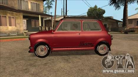 GTA V Weeny Issi Classic para GTA San Andreas