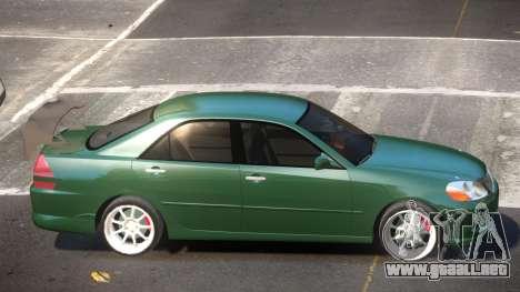 Toyota JZX110 LT para GTA 4