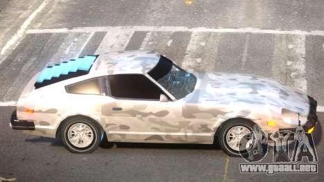 Datsun 280ZX GT PJ6 para GTA 4