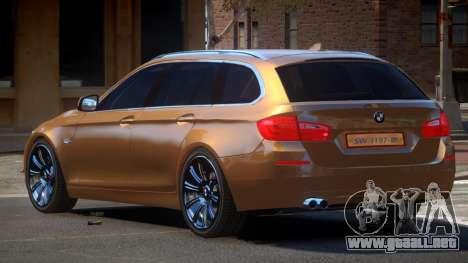 BMW M5 F11 LS para GTA 4
