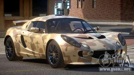 Lotus Exige M-Sport PJ1 para GTA 4